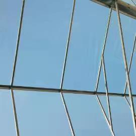 贵州智能阳光板温室大棚
