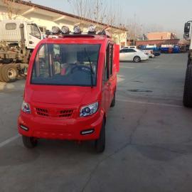 小型消防车一辆目前多少钱