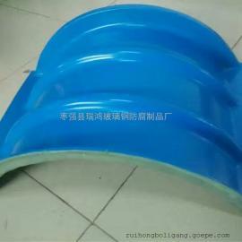 定制生产玻璃钢防尘罩防雨罩 胶带机防雨罩 防尘集气罩