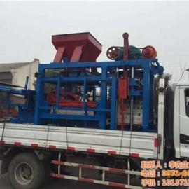 强力机械,上海砌块机,大型砌块机