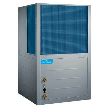 北京美的空气能热水器商用KFXRS-38II循环式热泵热水机