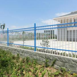 塑钢围墙pvc护栏/塑钢草坪护栏/厂区锌钢护栏