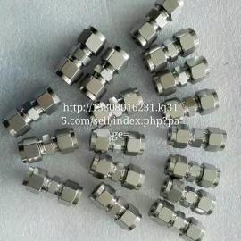 四川-成都GLT不锈钢卡套式优质液压接头GB/73737.25#
