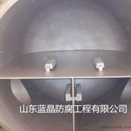热交换器牺牲阳极保护防腐