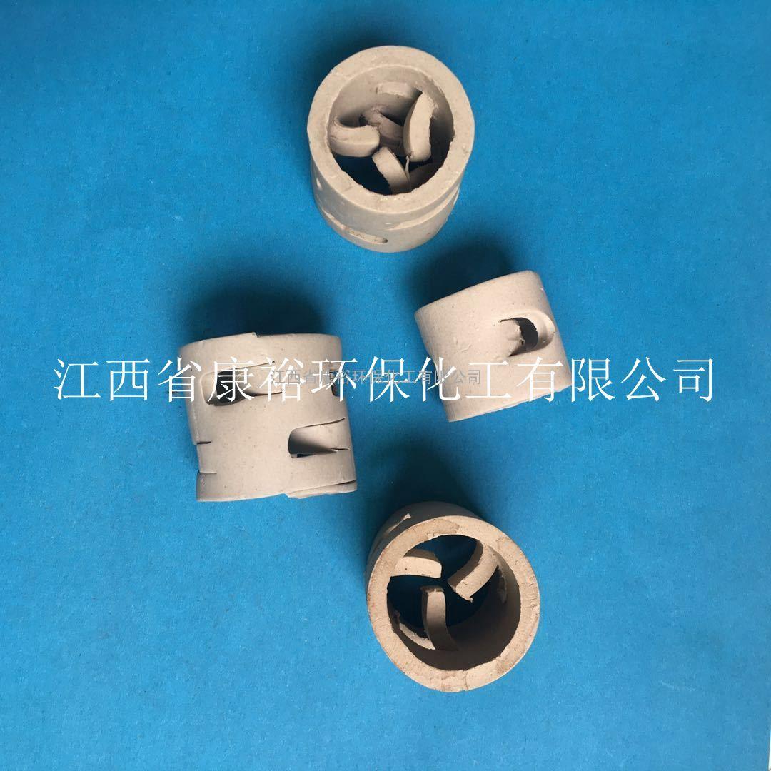 陶瓷鲍尔环 陶瓷填料厂家直销