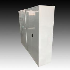 中山加厚双开门铁柜、多层板置物柜、非标规格定制铁皮加厚柜