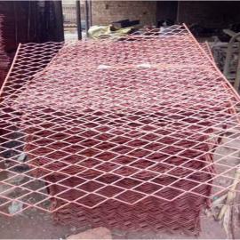 宁波脚手架钢笆片厂家&80*100cm孔建筑钢笆片1吨出厂价