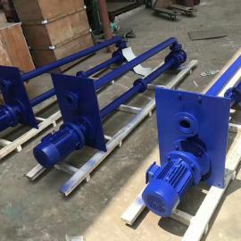 YW液下式排污泵�o堵塞液下泵65YW25-30-4KW�p管�T�F�喂芪鬯�泵