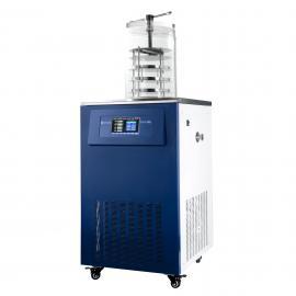 立式冷冻干燥机ZX-LGJ-18压盖型