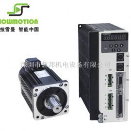 南京SHOWMOTION雪曼伺服电机SMB0802M02430ZCS-E全新原装销售