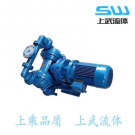 耐腐�g��右r氟隔膜泵 ���纫r四氟隔膜泵