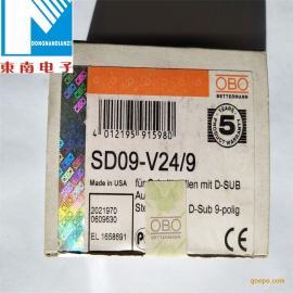 OBO调置数据防雷器SD09-V24
