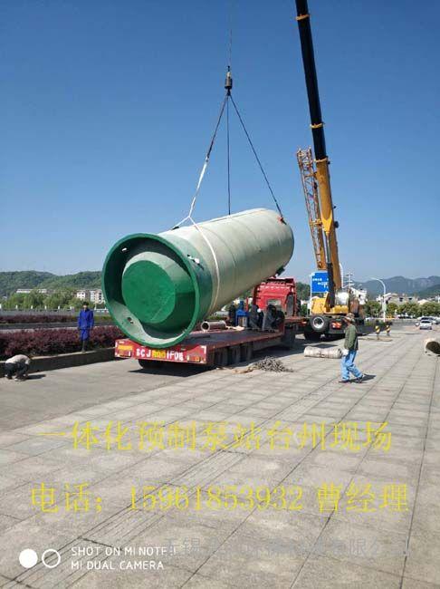 襄阳特大型一体化提升泵站