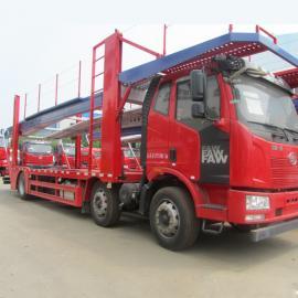 小大车运送车-超跑传达车-双层拖运车