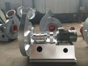 W9-19系列高温风机|耐高温不锈钢风机|高效节能低噪音风机