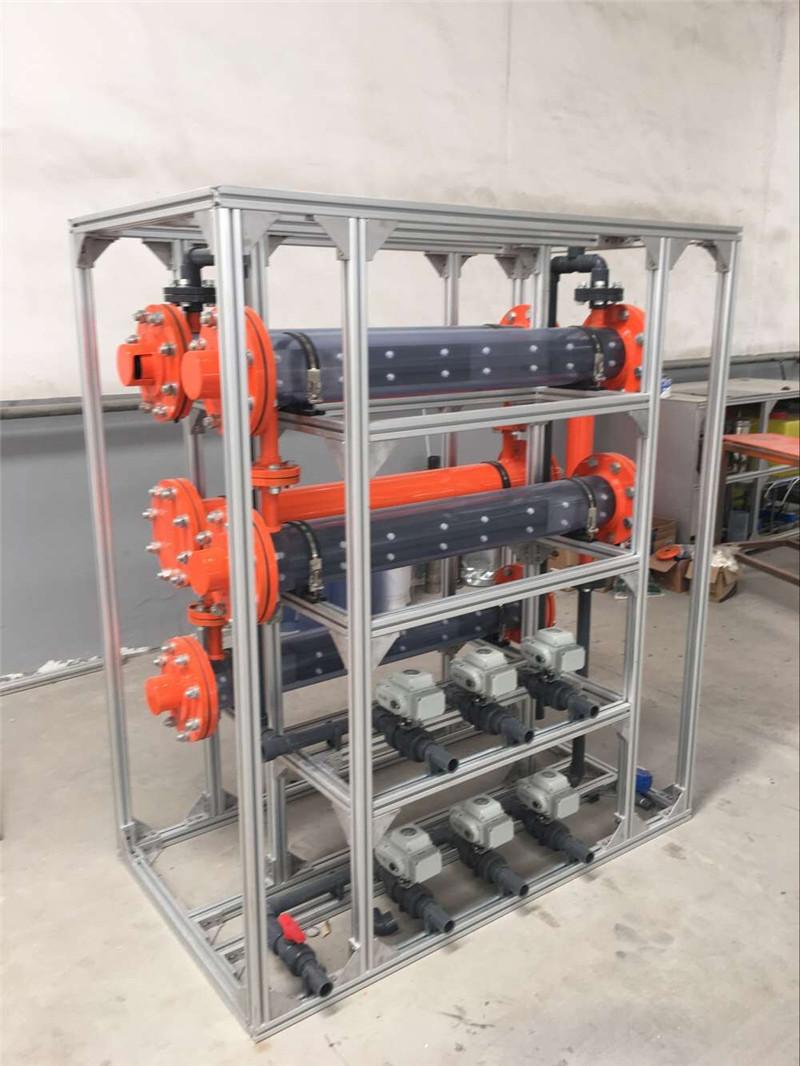 电解食盐消毒设备厂家/和创集成式次氯酸钠发生器