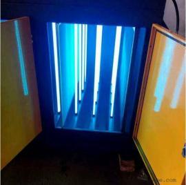 青岛塑料厂焚烧废气治理2万光氧净化器光催化钛板作用