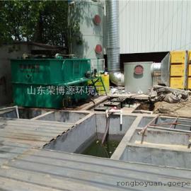 工业污水处理设备厂家 一体化气浮设备价格 哪里卖的便宜