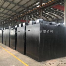 洗车废水处理设备的日常维修 RBA畅销荣博源环保工程