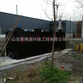 一体化地埋式小区污水处理设备厂家 荣博源专业制造环保设备