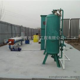 小型工业污水处理设备 RBAD-600 机械过滤器厂家 过滤沉淀设备
