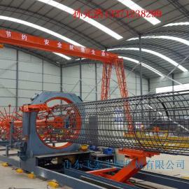 山东飞宏FH1250-18M优质数控钢筋笼滚焊机