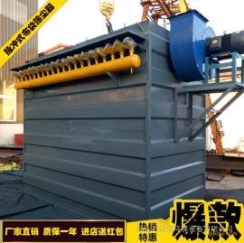 钢厂车间炼钢电炉除尘器设备厂/长袋低压脉冲除尘器厂