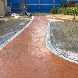 陕西西安压花地坪材料厂家,量大从优