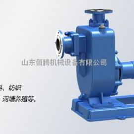 自吸式排污泵济南自吸泵山东自吸排污泵泵