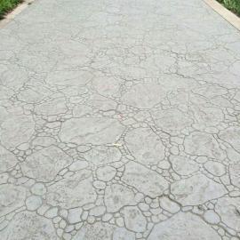 甘肃兰州 压花地坪施工、材料厂家,可提供技术指导