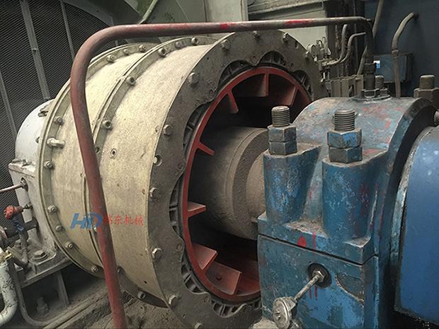 矿山D38VC1200磨机气动离合器