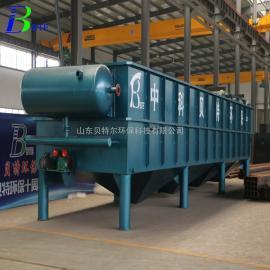 溶气气浮机 镀锌废水处理设备 贝特尔环保厂家直销