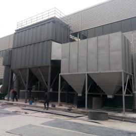 朝阳硅铁炉10吨锅炉除尘器厂家改造实现达标排放
