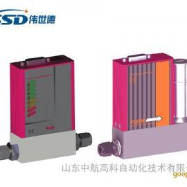 伟世德VSSD VEFA-M 模拟型热式中量程质量流量计多种气体适用
