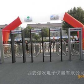 陕西地区通过式金属安检门高灵敏度金属安检门厂家直销
