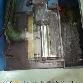 云帆标准型胶辊式磁性分离器压辊