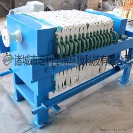 板框式污泥脱水机 板框压滤机 厂家直销板式压滤机