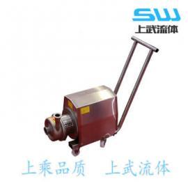 耐腐�g�l生自吸泵 食用��l生自吸泵