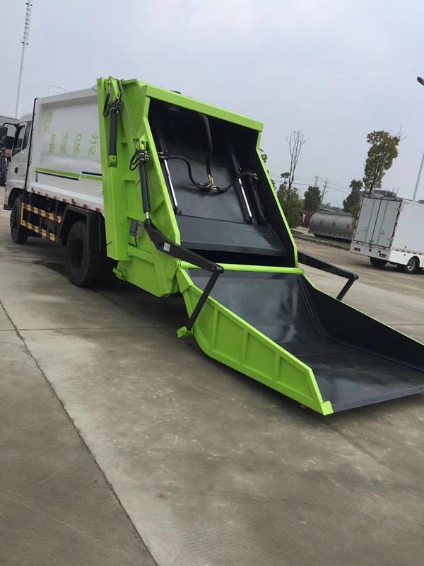 10方压缩垃圾车多少钱