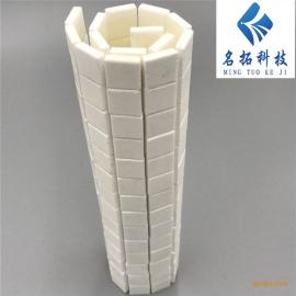高纯氧化铝耐磨陶瓷片 陶瓷贴片