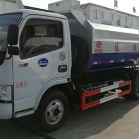 5方桶装垃圾车,5方桶装垃圾车多少钱?5方垃圾车配置