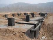 MBR地埋式生活污水处理设备