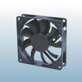 8020直流风扇、散热风扇、静音风扇、含油/滚珠风扇80*80*20mm