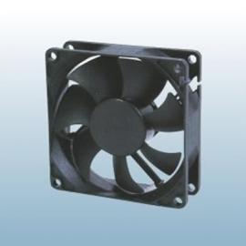 8025直流风扇、散热风扇、轴承风扇、含油/滚珠风扇80*80*25mm