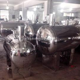 无负压稳流罐不锈钢304自来水管网增压配套组件无负压稳流罐厂家
