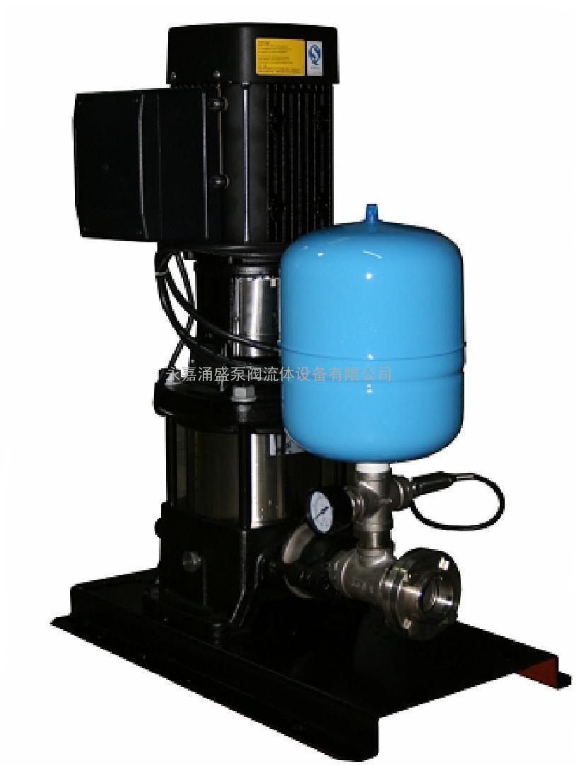 CDLF 不锈钢增压泵 恒压变频供水泵 多级泵带变频器智能增压泵组