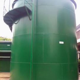 高效处理难降解工业废水、高浓度废水 1m3/h铁碳微电解反应器