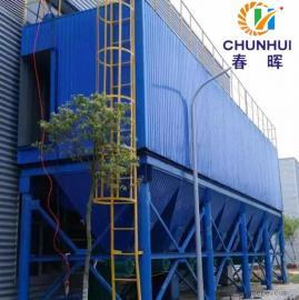 钢铁厂烟气净化8吨锅炉脱硫烟气除尘器施工方案