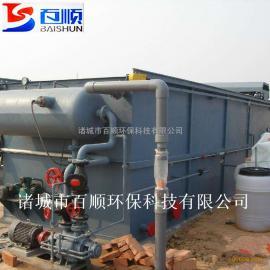 污水处理设备气浮机污水处理设备专业制造溶气气浮机设备