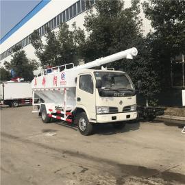 4-6吨散装饲料运输车多少钱